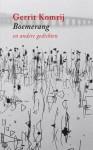 Boemerang en andere gedichten - Gerrit Komrij