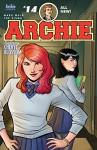 Archie (2015-) #14 - Andre Szymanowicz, Jack Morelli, Jen Vaughn, Joe Eisma, Mark Waid