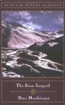 The Snow Leopard - Peter Matthiessen