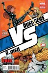 The Avengers vs. The X-Men (#3) - Jeph Loeb, Ed McGuinness, Dexter Vines, Morry Hollowell, Christopher Yost, Rachel Dodson, Guru Efx, Terry Dodson