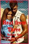 Heat from Three Volume One: Five FFM Ménage a Trois Sex Erotica Stories - Melody Anson, D.P. Backhaus, Debbie Brownstone, Brianna Spelvin, Tanya Tung