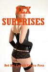 Sex Surprises: Five Explicit Erotica Stories - Sarah Blitz, Connie Hastings, Nycole Folk, Amy Dupont, Angela Ward