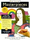 START EXPLORING(tm) Masterpieces - A Fact-Filled Coloring Book - Steven Zorn, Mary Martin