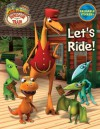 Let's Ride! (Dinosaur Train) - Mona Miller, Golden Books