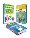 Leadership Box Set: Be the Leader That Everyone Wants to Follow with This Ultimate Management Training Guide And Learn How to Acquire Excellent Logical ... management training, project management) - Jenny White, Isabella Brown, Ava Young