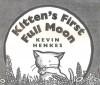 Kitten's First Full Moon - Kevin Henkes