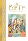 The Lion Bible to Keep for Ever - Lois Rock, Sophie Allsopp