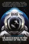 The Best Science Fiction and Fantasy of the Year, Volume Eleven - Joe Abercrombie, N.K. Jemisin, Ken Liu, Jonathan Strahan