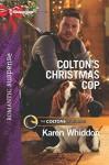 Colton's Christmas Cop - Karen Whiddon