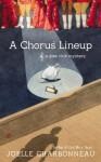 A Chorus Line-Up - Joelle Charbonneau