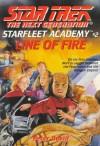 Line of Fire - Peter David, James Fry