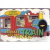 Monkey Steam Train - William O'Brian