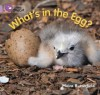 Collins Big Cat - What's in the Egg?: Lilac/Band 00 - Moira Butterfield, Cliff Moon