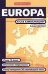 Europa. Atlas samochodowy - Jerzy Łukosz