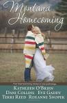 Montana Homecoming - Eve Gaddy, Roxanne Snopek, Dani Collins, Kathleen O'Brien, Terri Reed