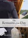 The Remains of the Day - Simon Prebble, Kazuo Ishiguro