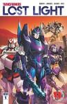 Transformers: Lost Light #1 - James Roberts, Jack Lawrence