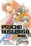 Psycho Busters: The Novel Book One - Yuya Aoki
