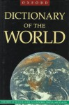 The Oxford Dictionary Of The World - David Munro