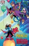 Moon Girl and Devil Dinosaur (2015-) #40 - Brandon Montclare, Natacha Bustos