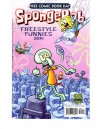 Sponge Bob Freestyle Funnies 2014 Free Comic Book Day - Graham Annable