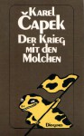Der Krieg mit den Molchen - Karel Čapek, Eliska Glaserova