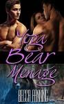Yoga Bear Menage (BBW Shifter Menage Romance) (Bear Fitness Book 1) - Becca Fanning