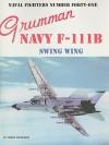 Grumman Navy F-111B Swing Wing - Tommy H. Thomason