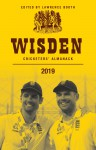 Wisden Cricketers' Almanack 2019 - Lawrence Booth