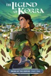 The Legend of Korra: Ruins of the Empire, Part Two - Michelle J. Wong, Michael Dante DiMartino, Vivian French