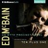 Ten Plus One - Ed McBain, Dick Hill