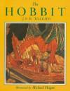 The Hobbit - J.R.R. Tolkien, Michael Hague