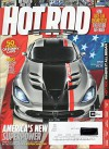 Hot Rod July 2016 Magazine 50 YEARS OF FUNNY CARS 100 YEARS OF INDY 500 - Unk, David Kennedy
