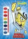 King of Karate (SpongeBob SquarePants) - Golden Books, Dave Aikins