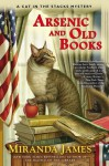 Arsenic and Old Books - Miranda James