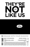 They're Not Like Us #6 - Eric Stephenson