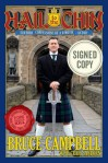 Hail to the Chin Campbell (SIGNED EDITION) - Bruce Campbell, Craig Sanborn