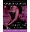 The Bleeding Dusk (Gardella Vampire Chronicles, #3) - Colleen Gleason