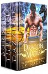 Dragon Mates Boxed Set - J.K. Harper