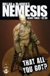 Millar & McNiven's Nemesis #3 - Mark Millar, Steve McNiven
