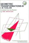 Geometric Transformations III - Isaak Moiseevich Yaglom