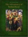 The Adventures of Robin Hood - J. Walker McSpadden, Greg Hildebrandt