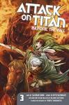 Attack on Titan: Before the Fall, Vol. 3 - Hajime Isayama, Satoshi Shiki, Ryou Suzukaze