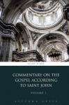 Commentary on the Gospel According to Saint John: Volume 1 (2 Volumes) - Saint Cyril, Aeterna Press