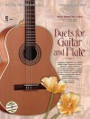 Music Minus One Guitar: Guitar and Flute Duets, Vol. 1 (Book & 2 CDs) - Music Minus One, Edward Flower, Jeremy Barlow