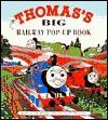 Thomas's Big Railway Pop-Up Book - Wilbert Awdry