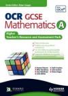 OCR Mathematics for Gcse Specification a: Higher Teacher and Assessment Pack. by Howard Baxter ... [Et Al.] - Howard Baxter, Michael Handbury, John Jeskins, Jean Matthews, Mark Patmore, Ruth Crookes, Colin White