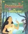 Disney's Pocahontas: The Voice of the Wind (Little Golden Book) - Justine Korman Fontes, Don Williams, Peter Emslie