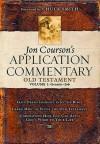 Jon Courson's Application Commentary: Volume 1, Old Testament, (Genesis-Job) - Jon Courson