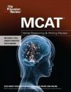 MCAT Verbal Reasoning & Writing Review - Princeton Review, Princeton Review